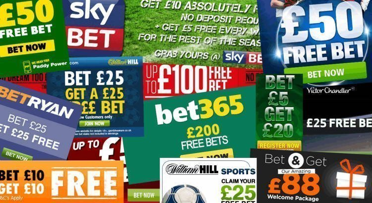best betting offers online